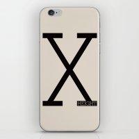 X-Height iPhone & iPod Skin