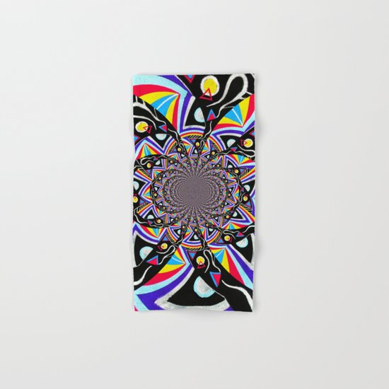 Time Machine Hand & Bath Towel
