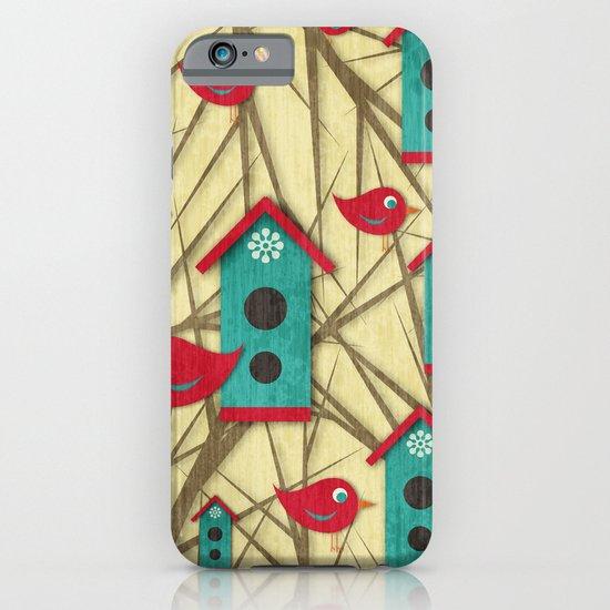 Shabby Sweet Tweet iPhone & iPod Case