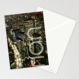 Tokyo Time! Stationery Cards