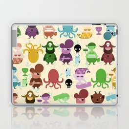 pirate pattern Laptop & iPad Skin