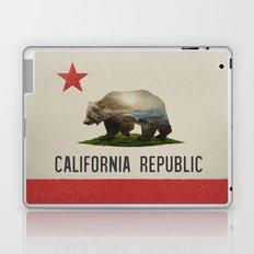 California Grizzly Bear Flag Laptop & iPad Skin