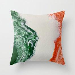 Irish Pride Acrylic Throw Pillow