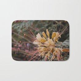 Moody Garden Flower Bath Mat