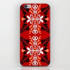 Feminine Nature iPhone & iPod Skin