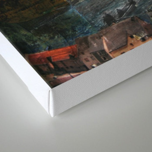 The Explorers Canvas Print