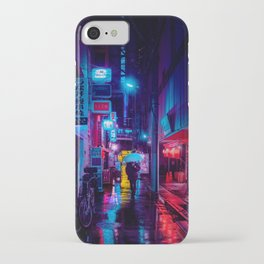 Tokyo Nights / Minutes To Midnight / Liam Wong iPhone Case