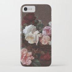 New Order - Power Corruption Lies iPhone 7 Slim Case