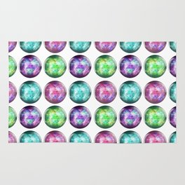 Crystal Ball Pattern Rug