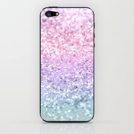 Unicorn Girls Glitter #1 #shiny #pastel #decor #art #society6 iPhone Skin
