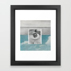 what matters most is how Framed Art Print