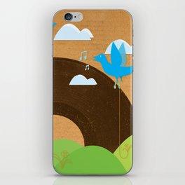 Bird Song iPhone Skin