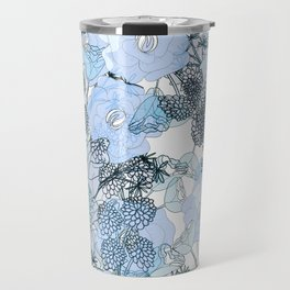 Blue is your color Travel Mug