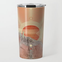 Not knowing when the dawn will come #everyweek 49.2016 Travel Mug