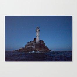 (RR 293) Fastnet Rock Lighthouse - Ireland Canvas Print