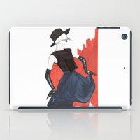 fringe iPad Cases featuring Fringe by Sweet Bliss Art