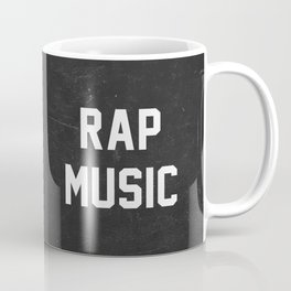 Rap Music Coffee Mug