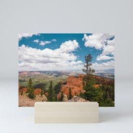 The Black Birch Canyon at Bryce Canyon National Park Mini Art Print
