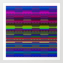 RhythmPulse 06 Art Print