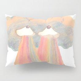 Cloud pink Pillow Sham