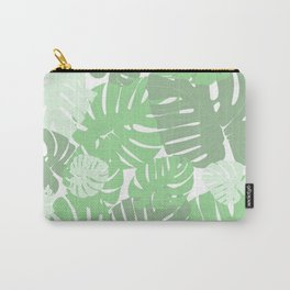 MONSTERA DELICIOSA SWISS CHEESE PLANT Carry-All Pouch