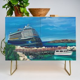 Ride to paradise, Dream Credenza