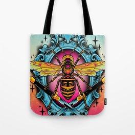 Giant Hornet Tote Bag