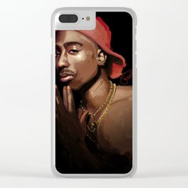 Pray Clear iPhone Case