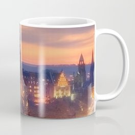 CLOCK TOWER-EDINBURGH Coffee Mug