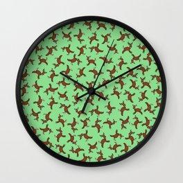 Deer! Wall Clock