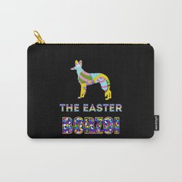 Borzoi gifts   Easter gifts   Easter decorations   Easter Bunny   Spring decor Carry-All Pouch