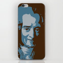 Voltaire iPhone Skin