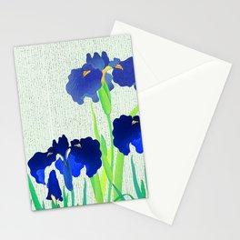 Irises Stationery Cards