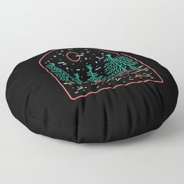 Camping Floor Pillow