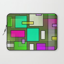 Color Structure Laptop Sleeve