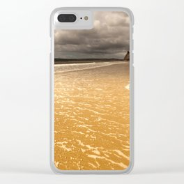 The Great Tor Gower Clear iPhone Case
