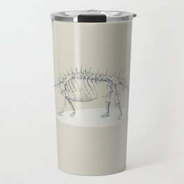 Prehistoric Travel Mug