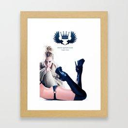 Naughty Emma 2 Framed Art Print