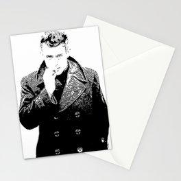 J ames  Dean Smoking - Fan Art Stationery Cards