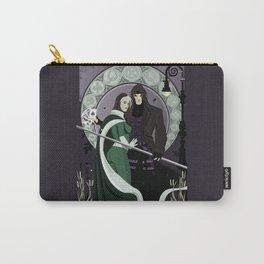 Rogue Remy Art Nouveau Carry-All Pouch