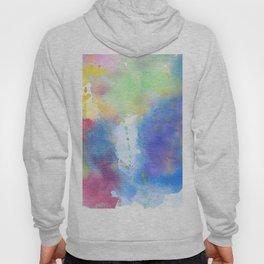 light watercolor Hoody