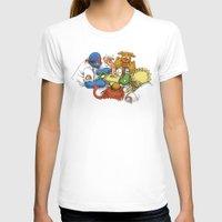 sesame street T-shirts featuring Open Sesame by Eric Fan