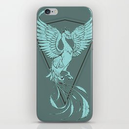 Phoenix - Paste iPhone Skin
