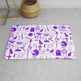 Buffy Symbology, Purple Rug