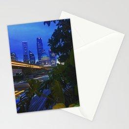 Utopia City Stationery Cards