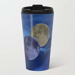 Sky and moons Travel Mug