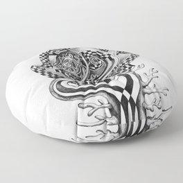 magic tree Floor Pillow