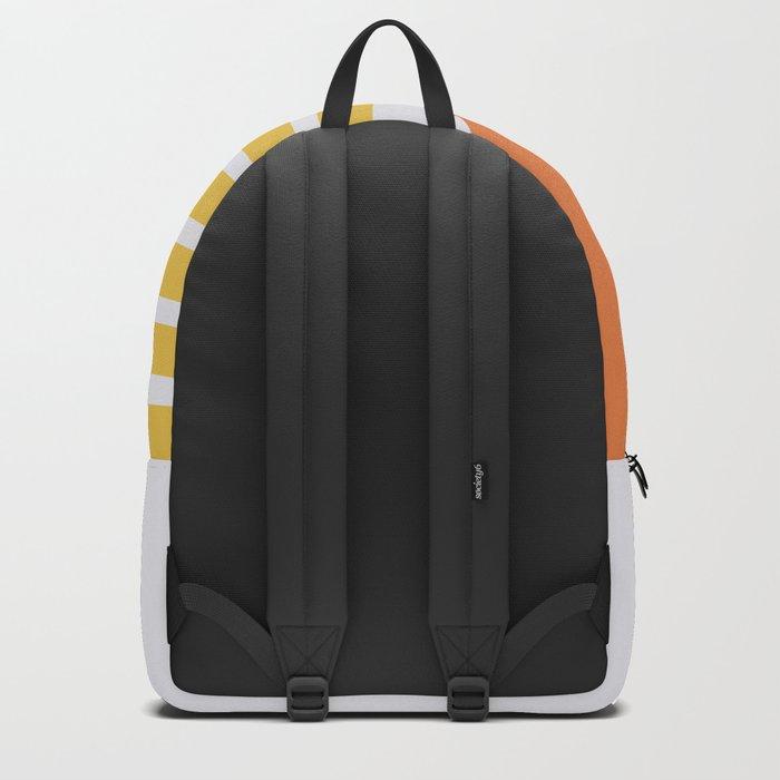 Geometric Form No.5 Backpack