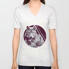 WOLF I Unisex V-Neck