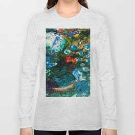 Mini World Environmental Blues 1 Long Sleeve T-shirt